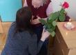 Akimirkos iš balandžio mėnesį gimimo dieną šventusių Skuodo globos namų gyventojų šventės