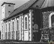 Skuodo bažnyčios istorinė lenta 1957 m. www.autc.lt