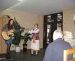 Koncertas Skuodo globos namuose