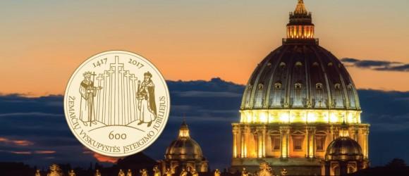Kelione i Vatikana