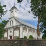 Šv. Kryžiaus išaukštinimo tituliniai atlaidai Aleksandrijos bažnyčioje