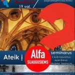 ALFA kursas Skuodo parapijoje.
