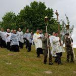 Žemaičių Kalvarijos atlaidai sutraukia minias tikinčiųjų