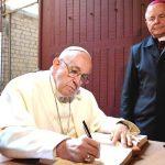 Popiežiaus širdis plaka dėl Lietuvos