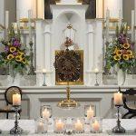 Švč. Sakramento adoracija meldžiant pašaukimų