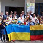 KARTU mes galime pasirūpinti Ukrainos vaikų geresniu rytojumi!
