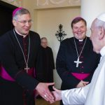 """Paskirtasis Kauno arkivyskupas K. Kėvalas: """"Bus liūdna palikti virš Masčio ežero kylantį rūką"""""""