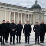 Kursinių susitikimas prieš pat šv. Kazimiero atlaidus Vilniuje