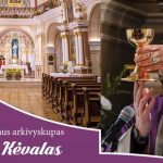 Verbų sekmadienio, Didžiosios Savaitės ir Velykinio Tridienio pamaldos