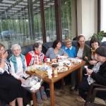 """""""Caritas"""" atstovai Skuodo globos namuose"""